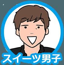 """""""スイーツ男子アイコン""""/"""