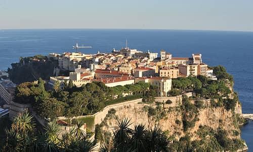モナコの景色