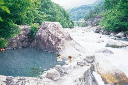 奥飛騨温泉の画像