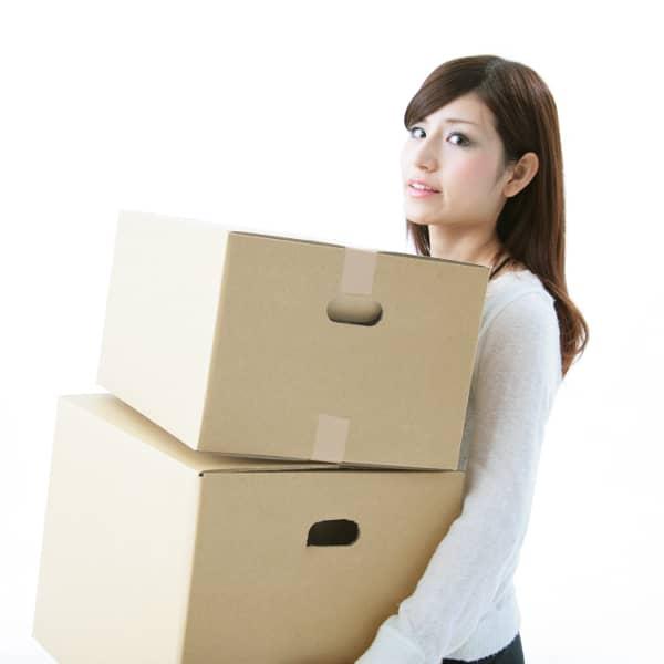 家具家電レンタル、女性一人暮らし