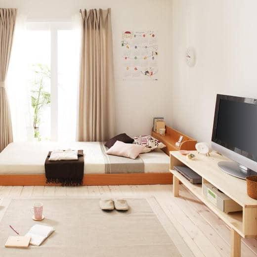 家具家電レンタル、部屋