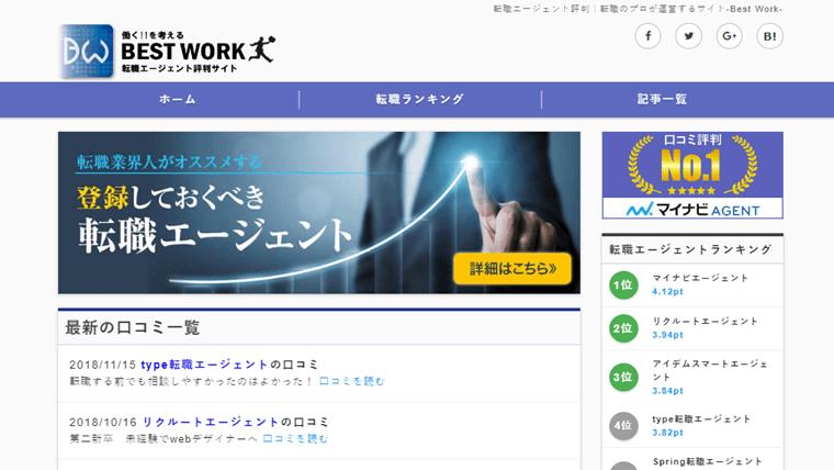 Best Work(ベストワーク)